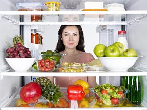 Một số hư hỏng thường gặp ở tủ lạnh