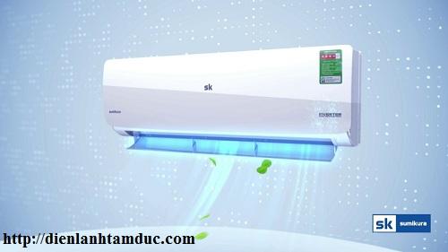 Bảng mã lỗi của dòng máy lạnh Sumikura