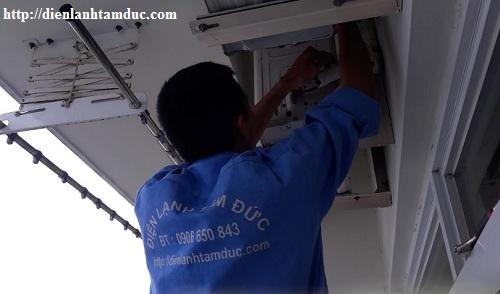 Sửa máy lạnh quận 9