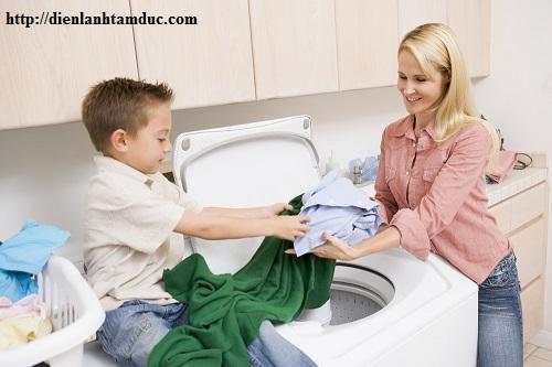 Khắc phục lỗi máy giặt không xã nước