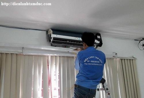 Những việc cần làm trước khi lắp máy lạnh