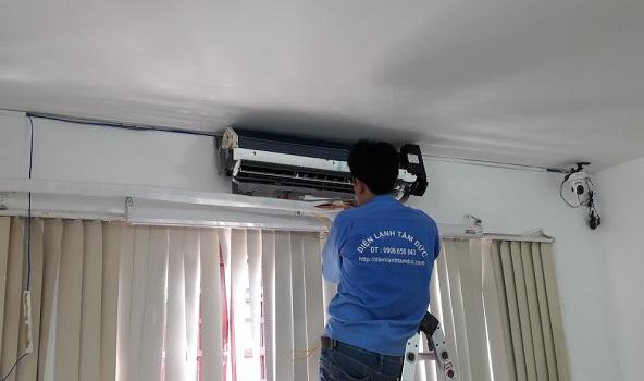 Máy lạnh hết gas - Nguyên nhân và cách khắc phục