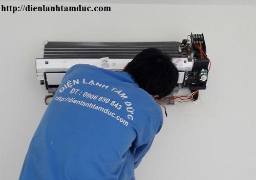 Lắp máy lạnh tại huyện Hóc Môn