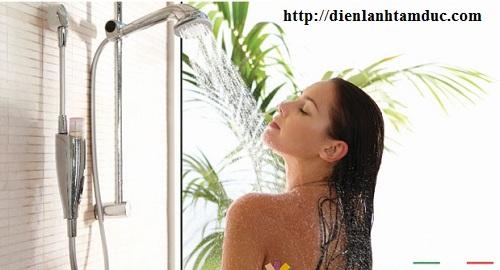 Các tiêu chí an toàn khi tắm máy nước nóng