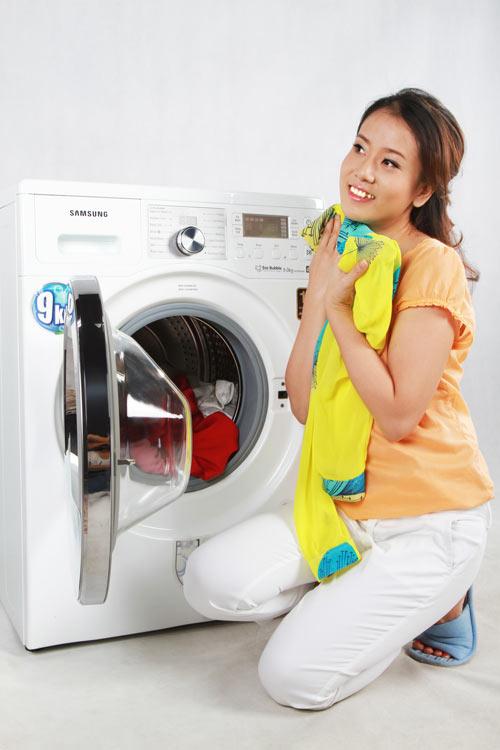 washing machine เครื่องซักผ้า
