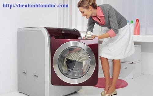 Cách khắc phục máy giặt vắt không khô