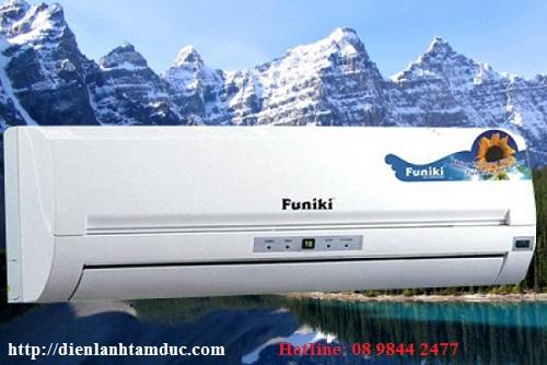 Bảng mã lỗi của dòng máy lạnh Funiki