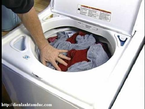 Sửa máy giặt tại huyện Củ Chi