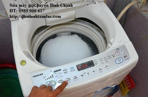 Sửa máy giặt huyện Bình Chánh