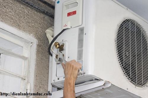 Sửa máy lạnh tại huyện Củ Chi
