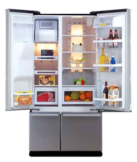 Sửa tủ lạnh huyện Hóc Môn