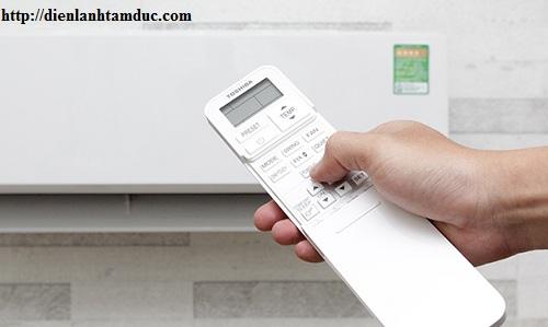 Bảng mã lỗi của dòng máy lạnh Toshiba