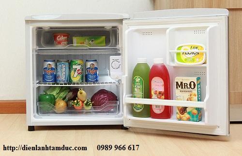 Những điều cần biết khi sử dụng tủ lạnh mini