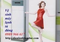 Bảo trì vệ sinh máy lạnh tủ đứng
