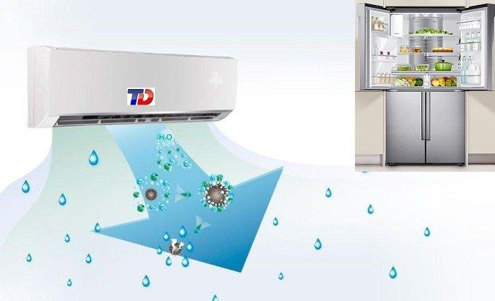 Cách sử dụng máy lạnh & tủ lạnh trong thời gian ở nhà phòng chống dịch bệnh Covid-19