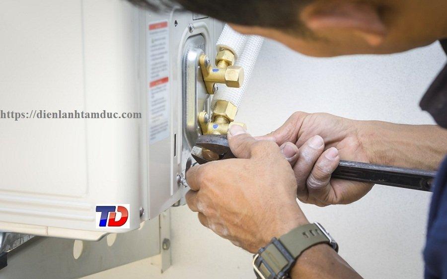 Lắp máy lạnh quận 8
