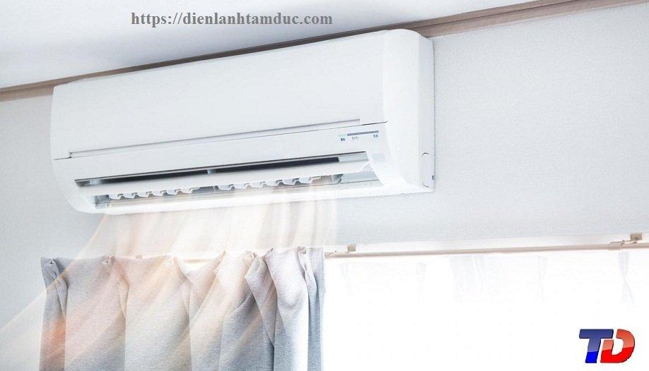 Lắp máy lạnh quận Bình Tân