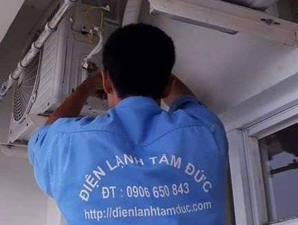 Lắp máy lạnh quận Phú Nhuận