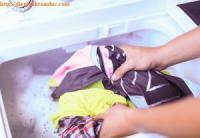 Tại sao máy giặt giặt không sạch quần áo