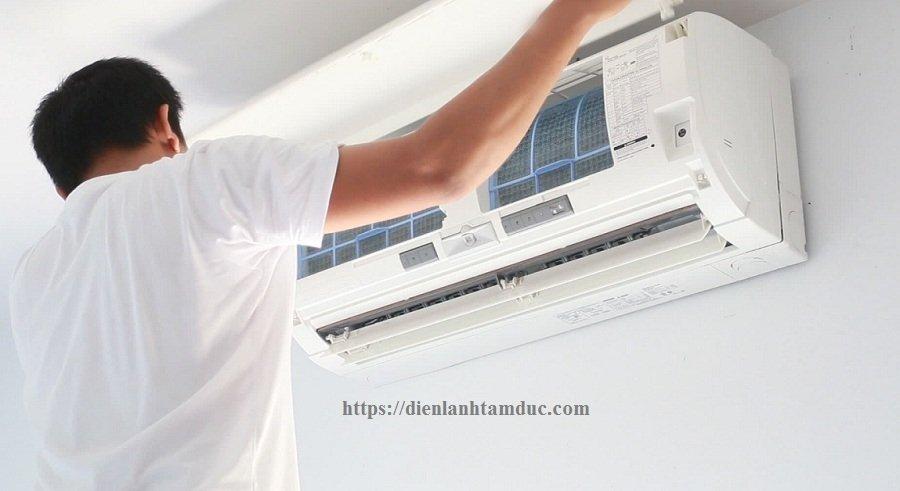 Sửa máy lạnh quận 5