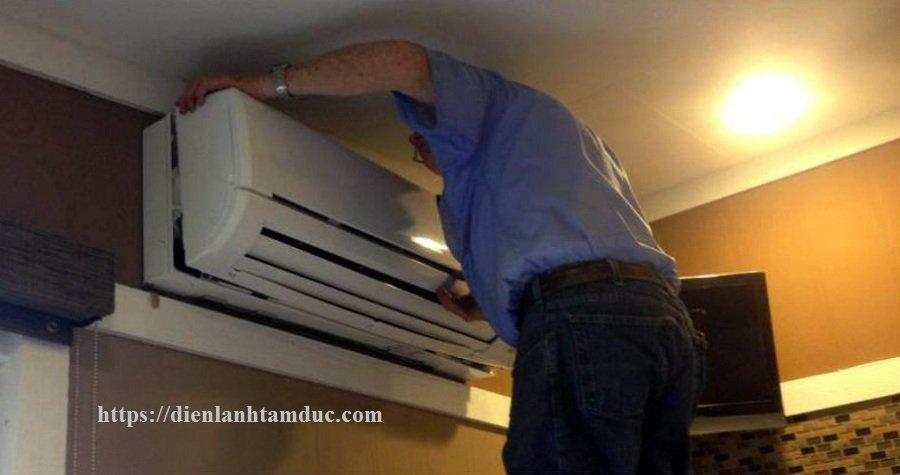 Sửa máy lạnh quận 6