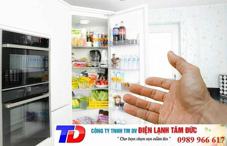 Sửa tủ lạnh tại huyện Củ Chi