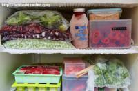 Làm gì khi thức ăn trong ngăn mát tủ lạnh bị bám tuyết