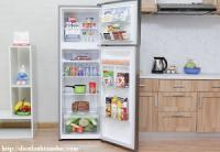 Làm gì khi tủ lạnh bị chảy nước tràn ra ngoài